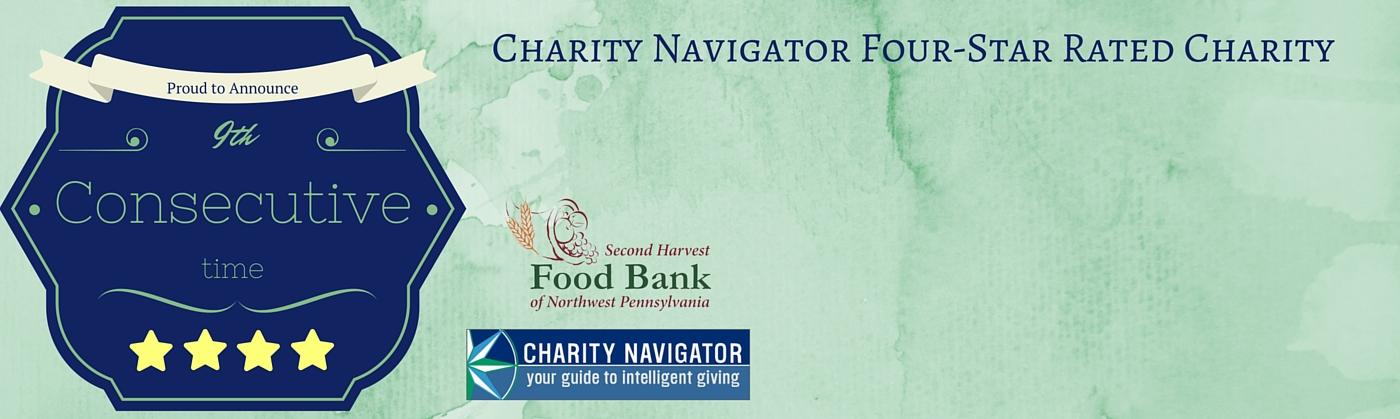 Charity Navigator 4-Star Rating (1)