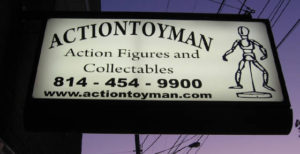 action toy man