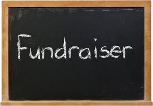 Fundraiser-written-in-white-on-chalkboard