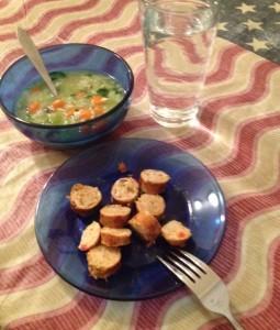 Day 4 Dinner