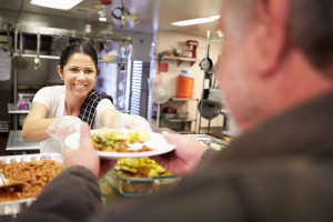 Kitchen-serving-food-in-a-homeless-shelter
