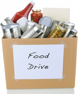 A-box-full-of-canned-and-packaged-foodstuff-for-a-charity-food-drive